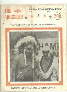 Mr. Wrestling 2 with Wahoo McDaniel