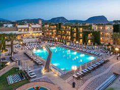 Bella Beach 5 Stars luxury hotel in Hersonissos Offers Reviews