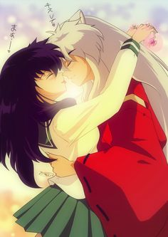 I Dont Like How Kagome Is Sticking Her Tounge Out But Xd Inuyasha And