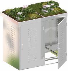 Mülltonnenboxen | Holzland Hundshammer