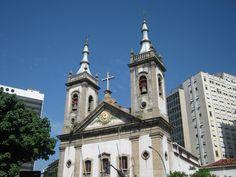 Igreja de Santa Luzia - Rio de Janeiro