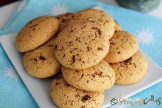 Homemade Biscuits, Biscotti, My Recipes, Macarons, Gingerbread, Food And Drink, Cookies, Chocolate, Vegetables