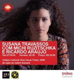Susana Travassos na Unibes | Evento.br.com
