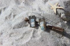 Ocean Earrings  Welo Opals     H20 Just Add Water  by KimberlyHahn, $69.00