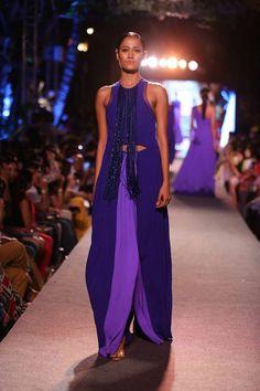 cc217a2f9c11 Blue Runway by Manish Malhotra Debuts at Lakme Fashion Week - Indian Wedding  Site Home - Indian Wedding Site - Indian Wedding Vendors