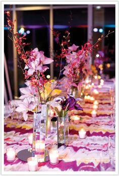 Art Deco Boho inspired wedding by Alchemy Fine Events http://alchemyfineevents.com/colorization/page/2/