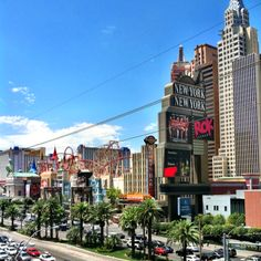 Las Vegas - been there, done that, could care less if I go back except maybe to see a few shows