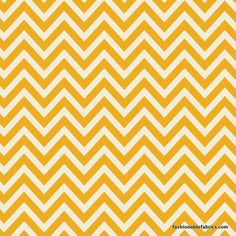 Fabric... Sweetest Thing Chevron in Yellow by Riley Blake