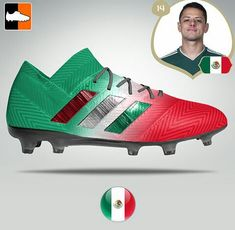 The history of the sport of soccer dates back centuries and spans the globe. Adidas Soccer Shoes, Adidas Cleats, Soccer Boots, Football Shoes, Soccer Cleats, Football Soccer, Football Players, Neymar, Messi