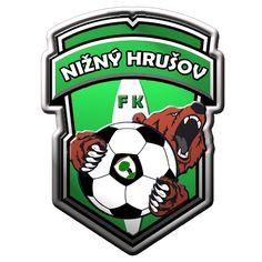 FK Nizny Hrusov, , Football logo , Slovakia