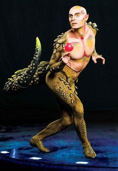 El nuevo espectáculo del Cirque du Soleil