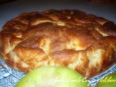 Torta di mele sofficissima (ricetta dolce)