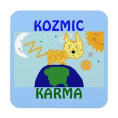 DOG n UNIVERSE KOZMIC KARMA Coaster