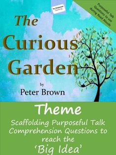 Quality open-ended comprehension questions take time to develop. No-Nonsense Teaching has done the time-consuming work for you.The Curious Garden is an thoughtful read aloud which asks us to reflect upon the importance of being curious and renewing our cities with nature.This resource includes scaffolded questions to help guide children in thinking deeply about the text and understanding the theme or big ideas.The questions are intended to be used in conjunction with purposeful talk…