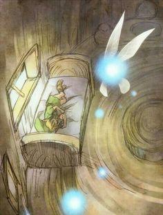 The Legend of Zelda: Ocarina of Time, Young Link and Navi The Legend Of Zelda, Legend Of Zelda Breath, Navi Zelda, Link Zelda, Hack And Slash, Ben Drowned, Ocarina Of Time, Master Sword, Film D'animation