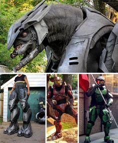 Top Scorers: The Best Video Game Costumes   WebUrbanist
