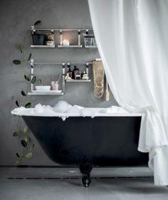 Crea una rilassante zona spa nel tuo bagno con le soluzioni ENUDDEN - IKEA