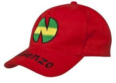 Getson the red cap is made of a material called niupi fabric of equipment is made of a material called fabric