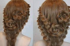 Hair for a Lady of House Tyrell