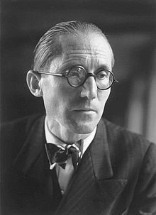 Charles-Édouard Jeanneret, better known as Le Corbusier (French: [lə kɔʁbyzje]; October 6, 1887 – August 27, 1965), was an architect, designer, urbanist, and writer, famous for being one of the pioneers of what is now called modern architecture. He was born in Switzerland and became a French citizen in 1930. His career spanned five decades, with his buildings constructed throughout Europe, India and America.
