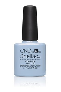 CND® SHELLAC® brand 14+ day nail color in Creekside