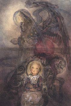 Sulamith Wulfing, German artist & illustrator