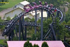 T2 - Six Flags Kentucky Kingdom (Louisville, KY) NOTE: This park is no longer operational for time being.