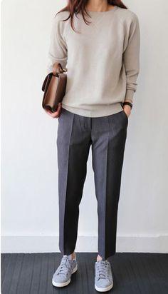 프리랜서의 베란다 : 스니커즈 패션