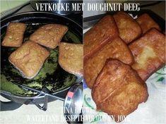 VETKOEK South African Recipes, Doughnut, French Toast, Baking, Breakfast, Morning Coffee, Bakken, Backen, Sweets