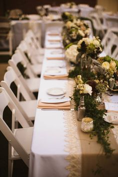 Artquest, Ltd floral table design at Elawa Farms in Lake Forest.   Check us out on Facebook and Instagram at artquestltd for more! And be sure to check out Jordan Quinn Photography for more gorgeous photos!