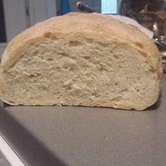 Házi kenyér gyorsan és egyszerűen Bread, Food, Brot, Essen, Baking, Meals, Breads, Buns, Yemek