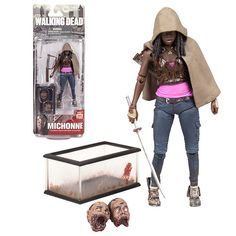 Walking Dead Series TV 6 Michonne Action Figure