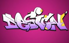 Graffiti Urban Art Vector Design