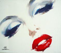 Marilyn Monroe by Silvano Campeggi