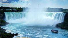 Niagara Falls, so beautiful.