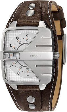 Para los que les gustan las cosas diferentes...sin duda una bella opción. Fossil Analog Dial Watch