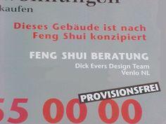 Feng Shui in Germany www.fengshui.nl