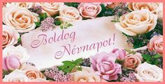 Name Day, Birthday Wishes, Floral Wreath, Birthdays, Table Decorations, Happy, Cards, Facebook, Saint Name Day