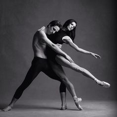 Greta Hodgkinson and Etienne Lavigne