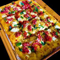 Italian Bakery, Pizza Kitchen, Upstate New York, Vegetable Pizza, Kitchens, Vegetables, Food, Essen, Kitchen