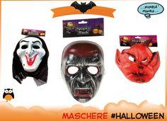 Scova la miglior maschera per spaventare i tuoi amici!
