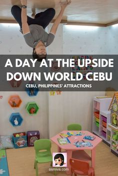 For things to do in Cebu with kids, you can't go wrong at Down World Cebu. If you're have kids, don't miss it when you travel to the Philippines.