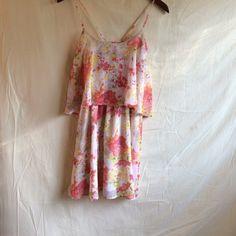 For Sale: Forever 21 Floral Summer Dress for $8