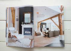 Landelijke woonkamer Westenesch Sweet Home, Oversized Mirror, Interior, Furniture, Home Decor, Decoration Home, House Beautiful, Indoor, Room Decor