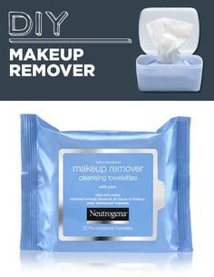 And disposable cleansing cloths.   42 Money-Saving Tips Every Makeup Addict Needs To Know