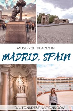 There are so many things to explore in Madrid. Here is a perfect itinerary of places to see and things do while you visit Madrid! | Spain Travel | Madrid Itinerary | Spain Itinerary | Spain Travel Tips | Spain Places to Visit | Spain Bucket List | Spain Travel Guide | Spain 3-Days | Spain Travel Fall | Spain Travel Madrid | Madrid Travel Tips | Madrid Places to Visit | Madrid Things to Do | Spain Best Things to Do