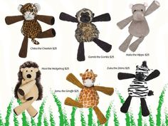 Safari Scentsy Buddies - New for Spring/Summer 2013  Can't wait to get mine!  http://deidramcdonald.scentsy.us