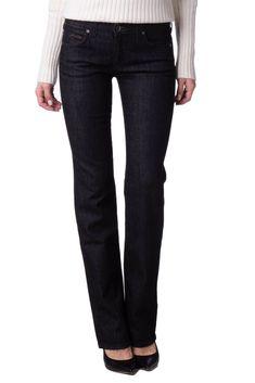 f3faf8ed2a7 ARMANI JEANS Black Jeans Size 27 Stretch Low Waist Staight Leg RRP 205   fashion
