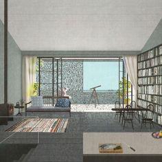 OMMX  |  Hikaru Nissanke, Jon Lopez, Alex Otiv, George Rhys Jones www.officemmx.com | www.ommx.tumblr.com Ärkitekchər