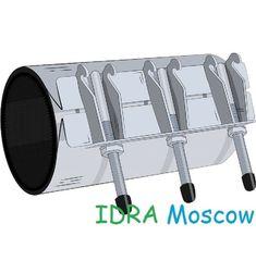 Ремонтный хомут нержавеющий IDRACON используется для устранения протечек, возникших из-за частичного или полного раскола трубы. Допускается установка на чугунные, стальные или ПВХ трубопроводы. Основная сфера применения – системы питьевого и промышленного водоснабжения, а также системы водоотведения.  Металлические детали хомутов IDRACON (корпус, замок, гайки, шайбы, болты) изготовлены из прочной нержавеющей стали SS304 с низким содержанием углерода. Gym Bag, Bags, Handbags, Dime Bags, Lv Bags, Purses, Bag, Pocket